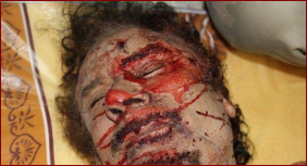Gaddafi Dead 4