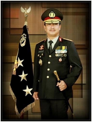 Komisaris Jenderal Polisi Oegroseno