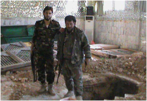 Makam Sahabat Nabi Dibongkar Pemberontak Suriah