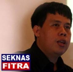 Koordinator FITRA, Uchok Sky Khadafi