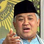 Ketua PP Muhammadiyah, Prof. Din Syamsuddin