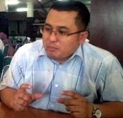 Ketua DPC Partai Gerindra Surakarta, Aris Nuryanto