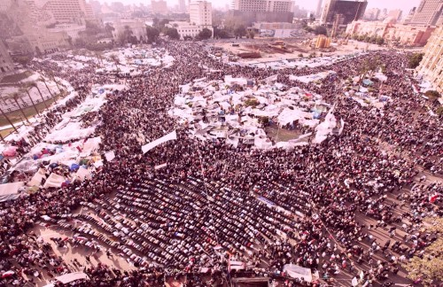 Hari Ini, Rakyat Mesir Pro-Mursi Gelar Pawai Sejuta Orang