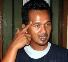 Soni Hariyanto - Sopir mobil rental yang menabrak warga Kendal.