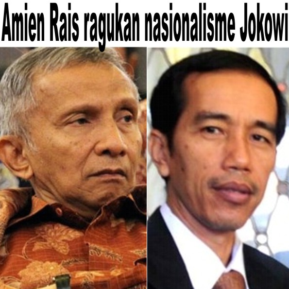Amien Rais Bongkar Ancaman Dasyat Tiongkok Bagi Indonesia