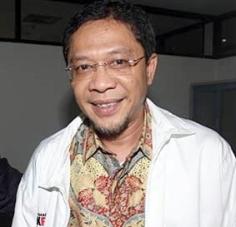 Ahmad Fathanah, terdakwa kasus korupsi/suap pengurusan kuota impor daging sapi