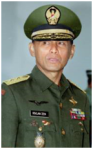 Mayor Jenderal TNI (purn) Kivlan Zein, mantan Kepala Staff Komando Strategi Angkatan Darat (KaKostrad)