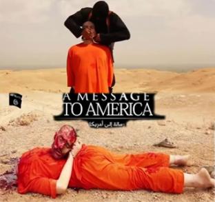 Eksekusi ISIS terhadap jurnalis Amerika Serikat, James Wright Foley.