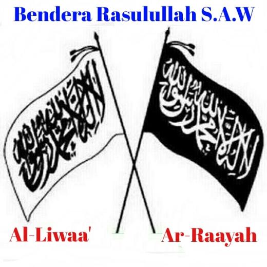 Bendera _Rasulullah